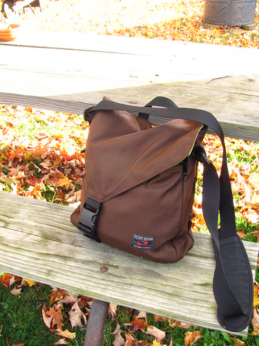 Tom Bihn Large Cafe Bag | by Stephanie Distler