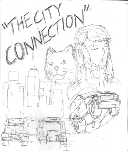 The City Connection (sketch) | by Slonie