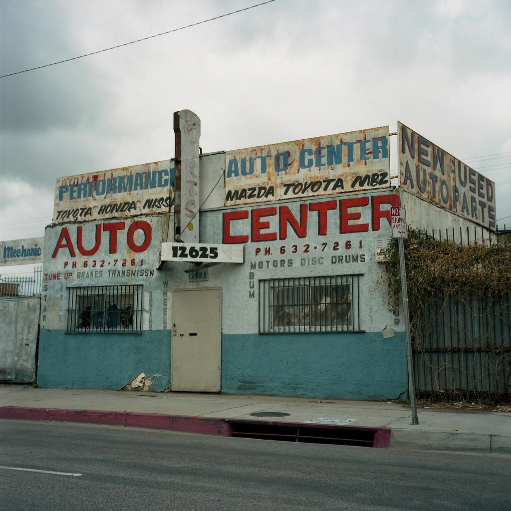 Auto Center, Compton | by ADMurr