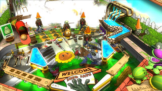 Zen Pinball 2: Plants vs. Zombies Table | by PlayStation.Blog