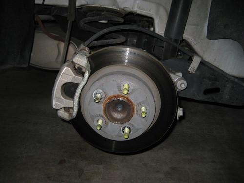 2011 gm chevrolet malibu rear brakes caliper rotor pa. Black Bedroom Furniture Sets. Home Design Ideas