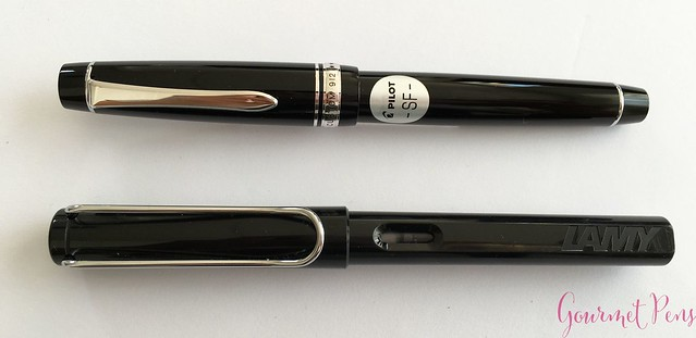 Review @PilotPenUSA Custom Heritage 912 Soft-Fine @GoldspotPens 5