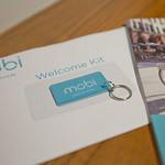 Mobi Bike Sharing - Welcome Kit