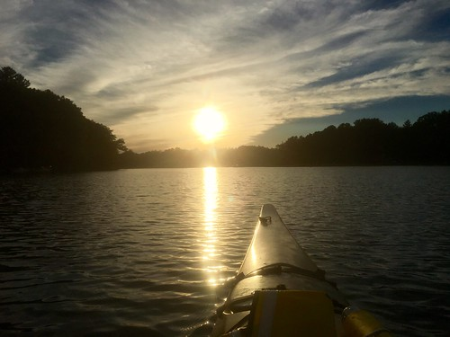 Oyster River Paddle