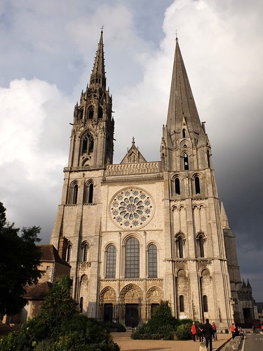 Chartres Cathedral / Day