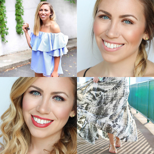 August Fashion & Beauty on Living After Midnite by Blogger Jackie Giardina