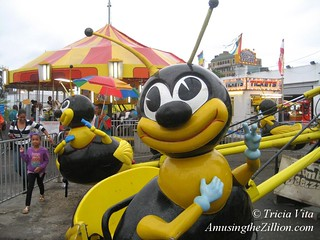 Bumblebees at McCullough's Kiddie Park, Coney Island | by me-myself-i