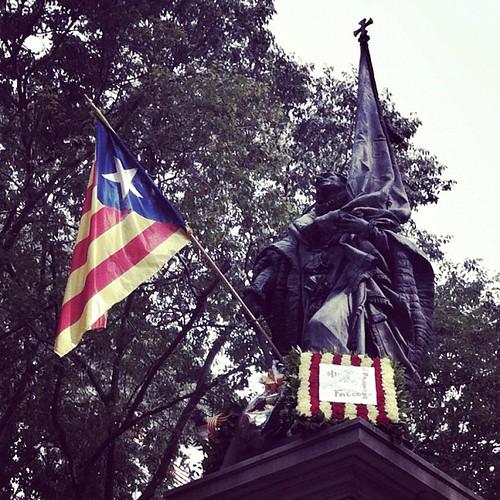 #estelada #11s2012 #DiadaTV3 #freedomforcatalonia