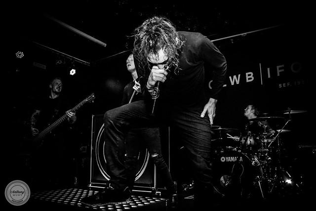 Throwfest @ Clwb lfor Bach & Fuel, Cardiff