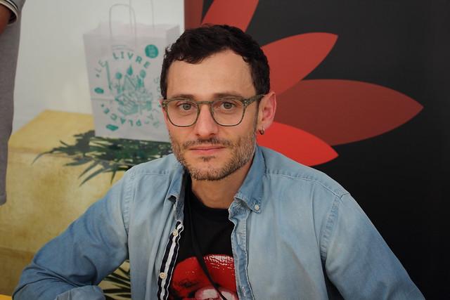 Jean-Baptiste Del Amo - Le Livre sur la Place 2016