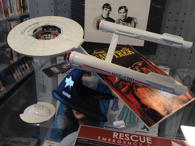 Star Trek, original series memorabilia