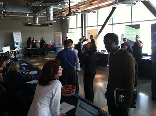 College of Engineering Career Fair, 2012 | by Wayne State University