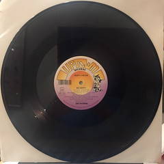 MARY J BLIGE:BE HAPPY(RECORD SIDE-B)
