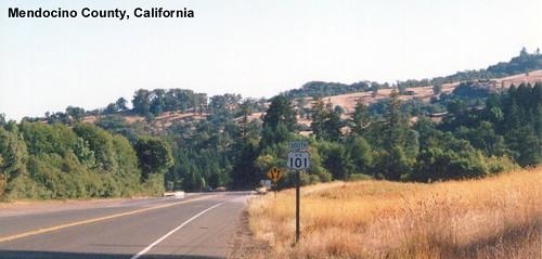 Mendocino County CA