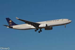A330-343 Saudi MSN1731 F-WWKY (HZ-AQ14) - TLS