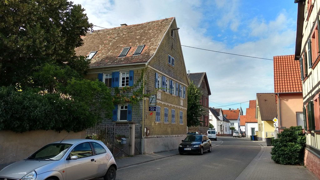 Pension Linde in Hamm am Rhein