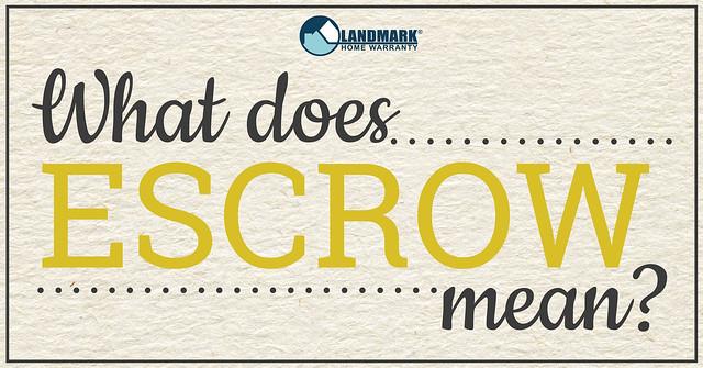 Escrow header