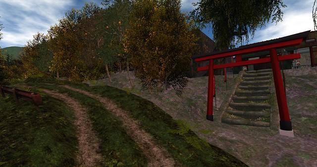 Kaku-Machi Gate