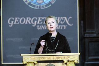 Secretary Clinton Delivers Remarks on Energy Diplomacy | by U.S. Department of State