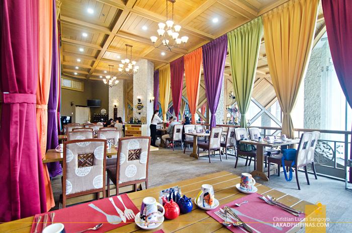 Paragon Hotel & Suites Baguio Restaurant