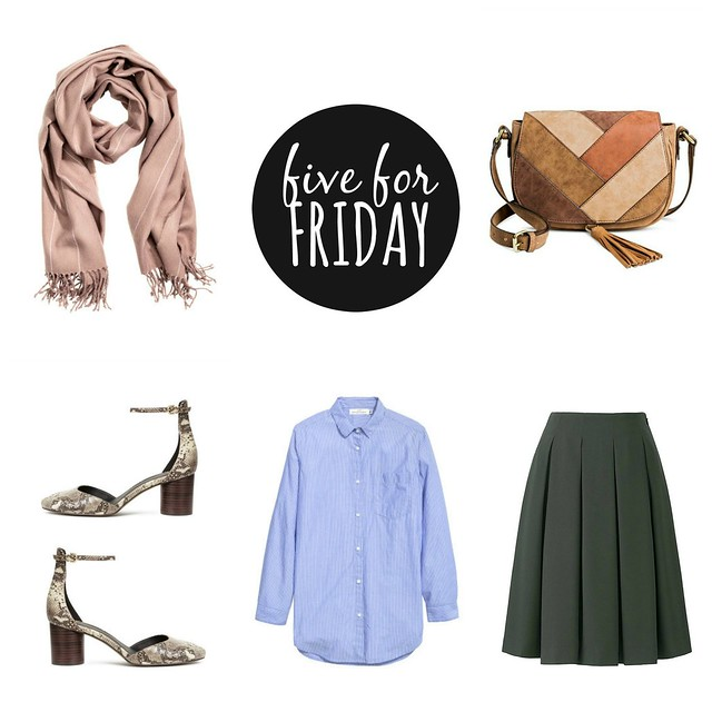 five for friday working for the weekend | Style On Target blog