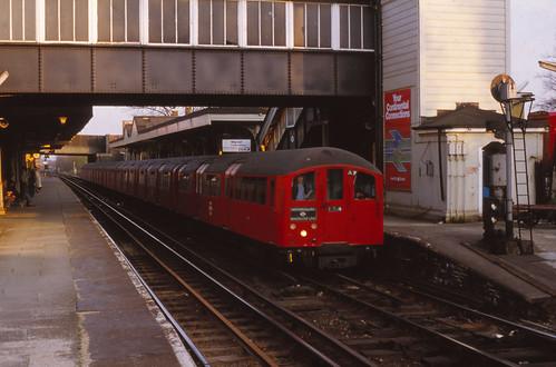 Harrow & Wealdstone 1982