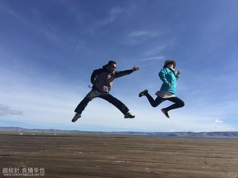 西藏 納木措
