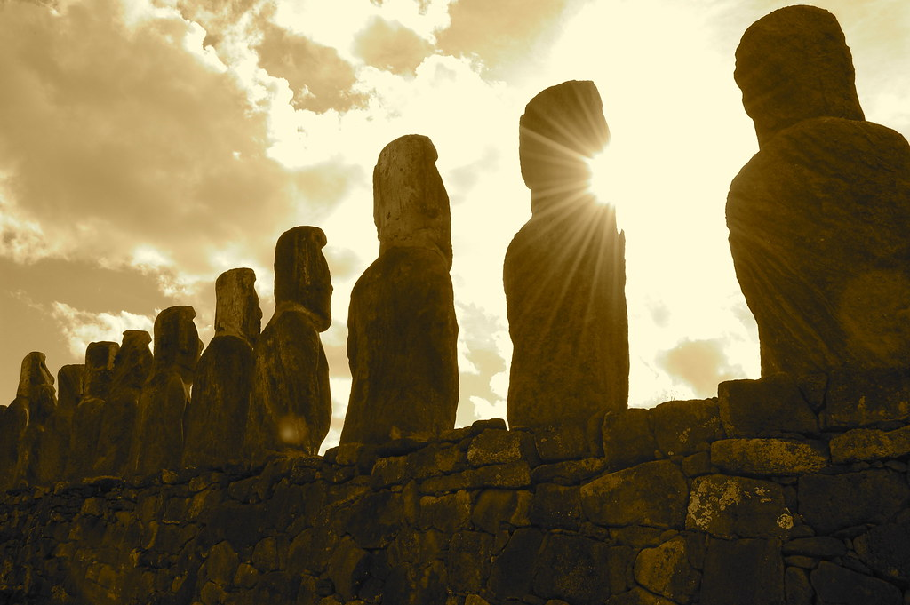 Mañana en Rapa Nui