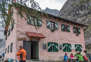 Berglhütte, 2188 m