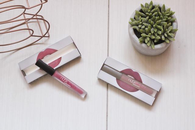 hudda beauty liquid lipsticks