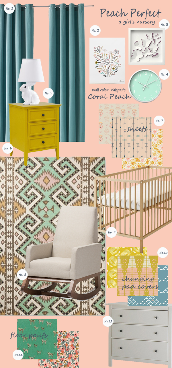 Peach Perfect nursery