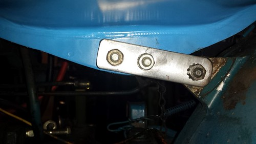 For Ford 2000 Tractor Gas Tank : E ford fuel tank replacement mostly miata