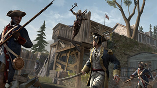 Assassin's Creed III for PS3: Exclusive Benedict Arnold Missions only on PlayStation | by PlayStation.Blog
