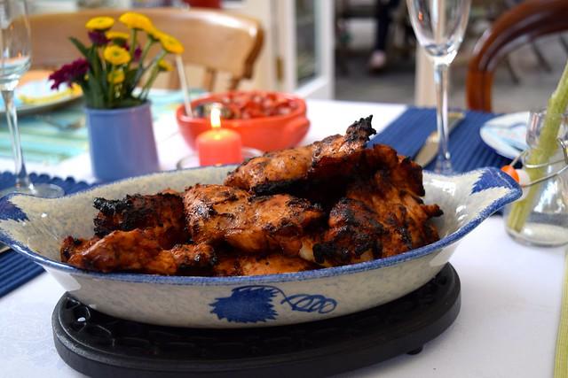Spicy Malagueta Chicken | www.rachelphipps.com @rachelphipps