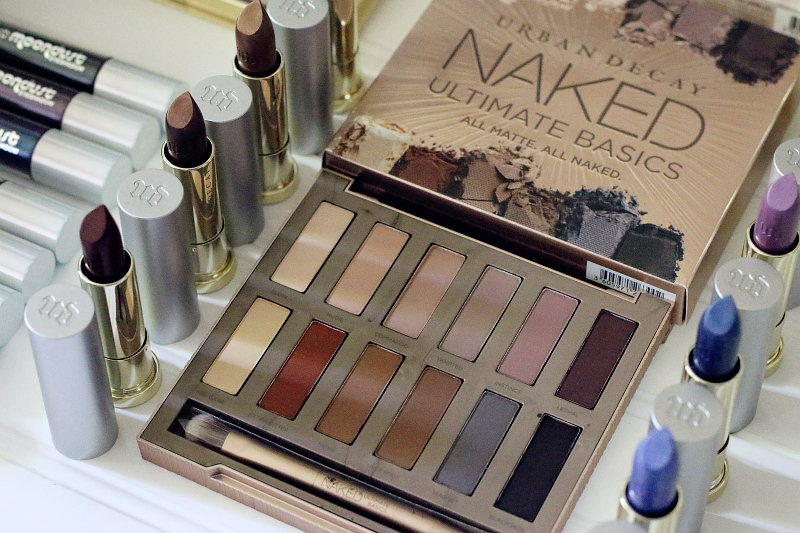 urban decay naked ultimate basics palette, beauty, makeup