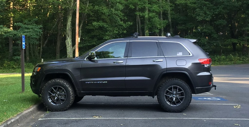 Why not more Grand Cherokee overland vehicles?? | Expedition
