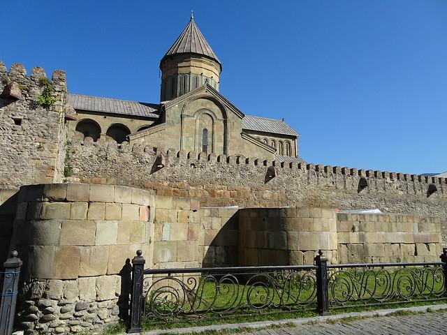 Mtskheta fortified monastery