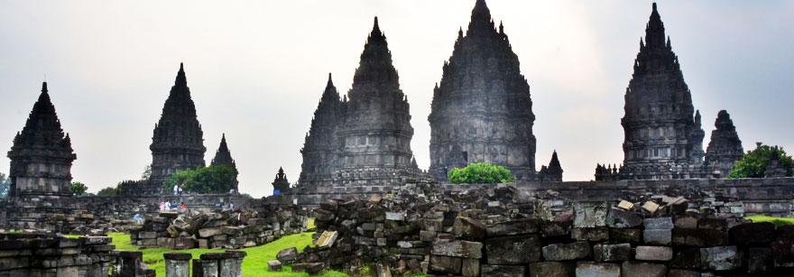 Yogyakarta candi prambanan