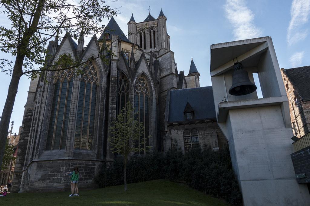 Qué ver en Gante. Iglesia