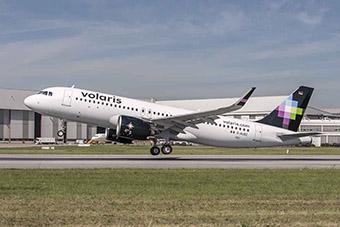 Volaris A320neo (Airbus)