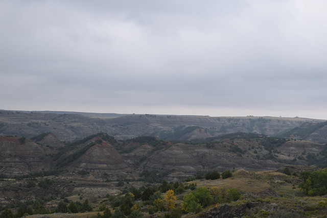 Theodore Roosevelt National Park, Painted Canyon