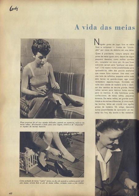 Lady, Nº 5, Fevereiro 1957 - 49
