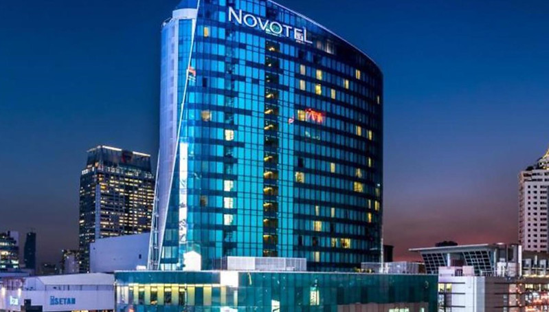 novotel platinum mall