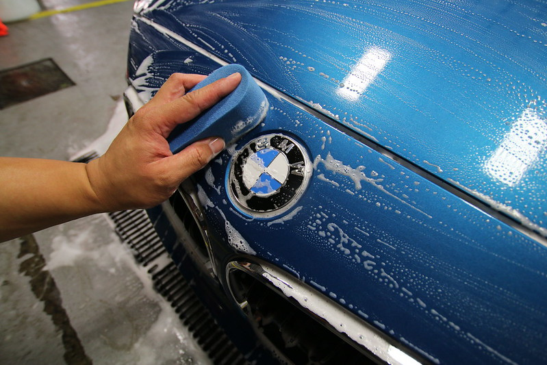 A quick bath for my BMW M2 and some suggested maintenance products