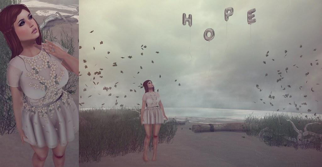 When Hope Escapes.