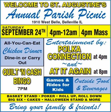 St Augustine's 9-24-16