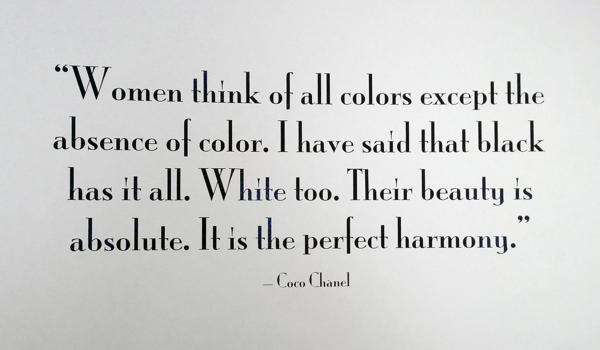 8 - Coco Chanel