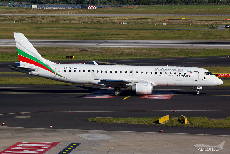 Bulgaria Air - E190 - LZ-PLO (1)