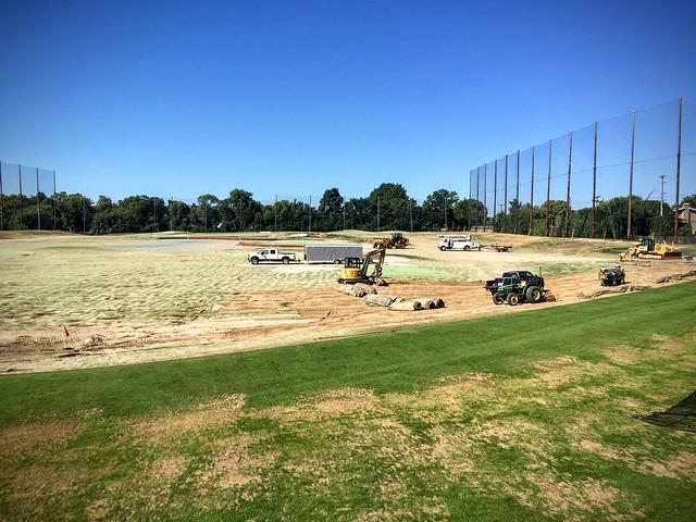 Ground Under Repair