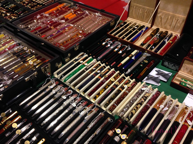 Field Trip - Tilburg Pen Show 2015 Recap 4